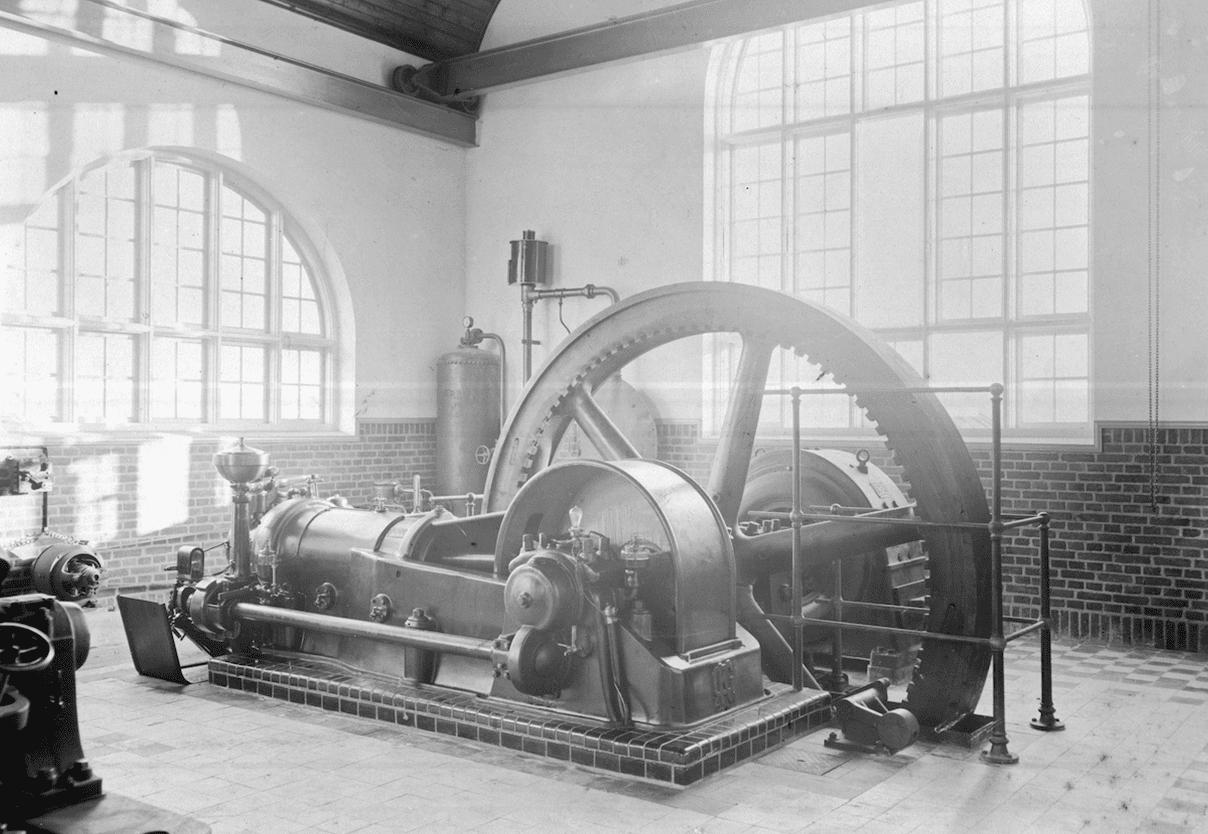 elvaerket turbine